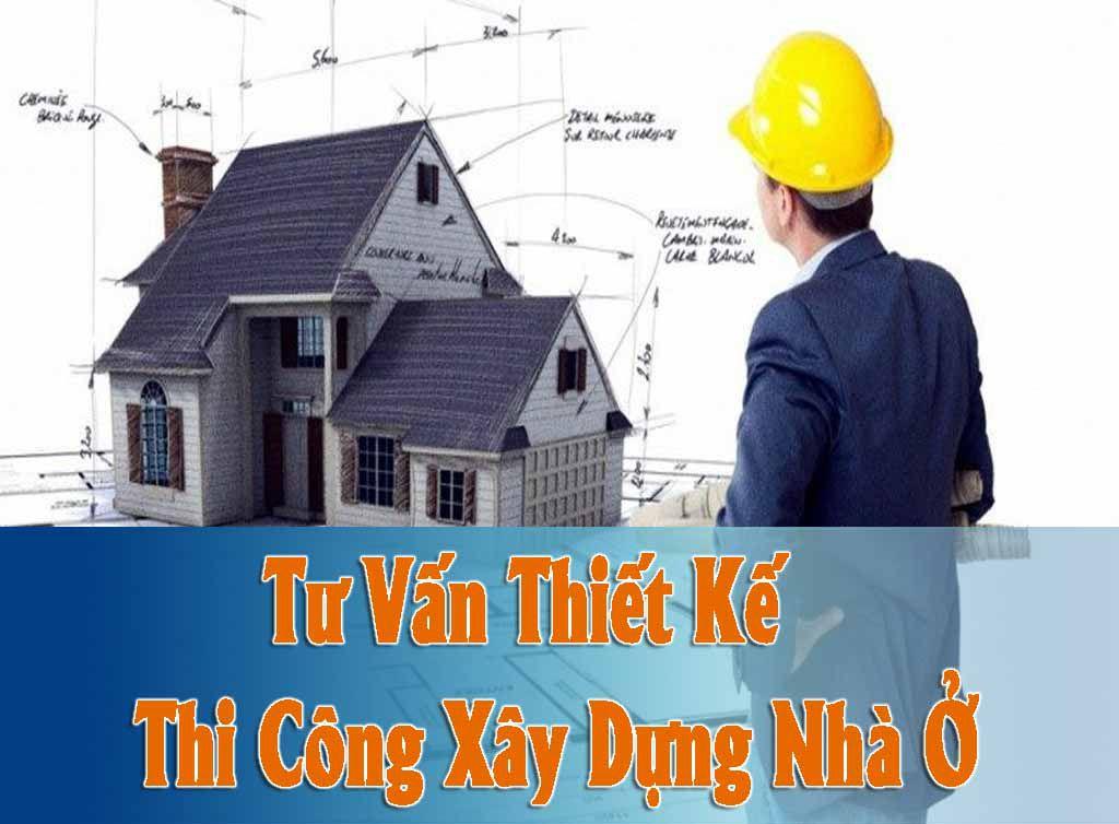 Xây dựng, sửa nhà trọn gói