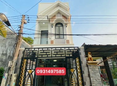 bán nhà dĩ an sổ riêng